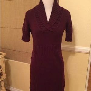 NWOT LOFT sweater dress